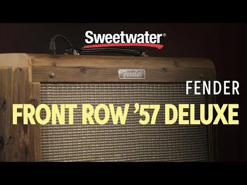 Fender Custom Shop Front Row '57 Custom Deluxe 12-watt 1x12