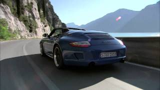 Porsche 911 Carrera Speedster 2011 Videos