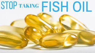 The TRUTH about Taking FISH OIL
