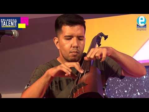 PAYUNG TEDUH - Malam | Live at Erlangga Talent Week 2018