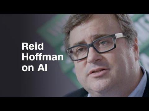 Reid Hoffman on AI: 'More optimist, but not utopian...