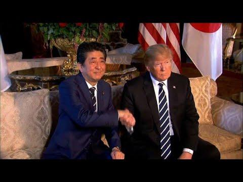 Trump gives 'blessing' to Korea peace treaty talks