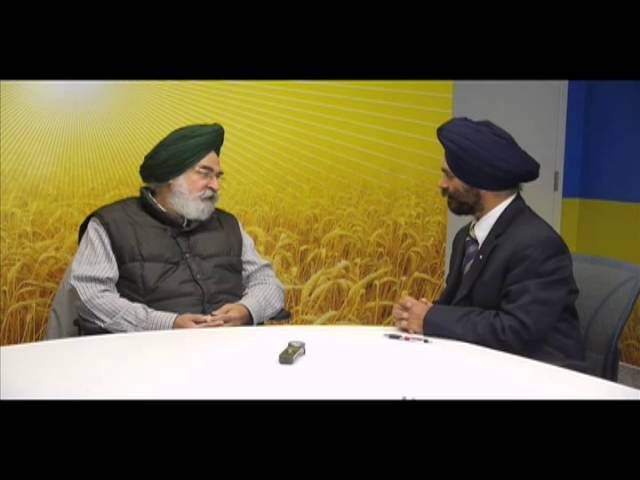Interview with the founder of Sher Atta Lahora Singh Brar - 1