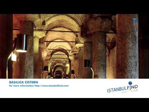 Basilica Cistern - ISTANBUL FIND [HD]