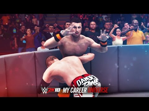 WWE 2K18 My Career Universe - CHAD DANGER's LAST CHANCE?!!