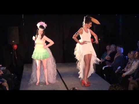 Aveda Fashion Show