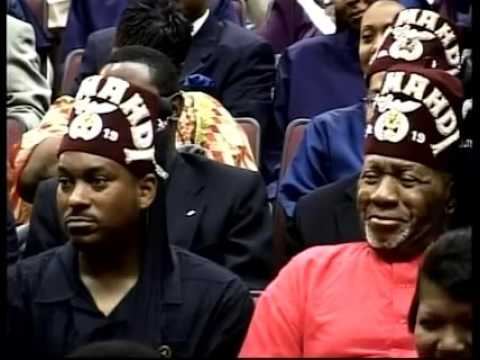 farrakhan speak to savannah state legislature & official
