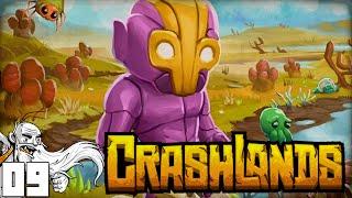 """THE GRANDMAMMY ARMY!!!"" CrashLands Part 9 - 1080p HD PC Gameplay Walkthrough"
