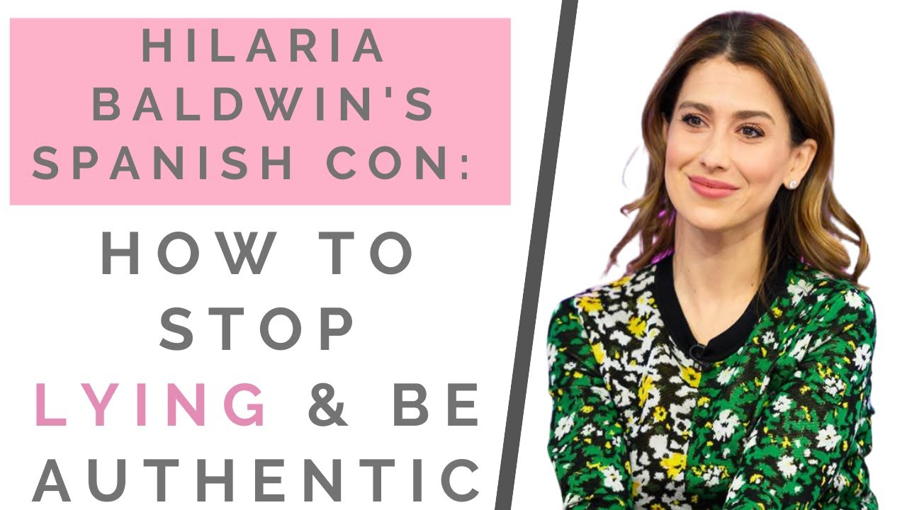 Download WHY HILARIA BALDWIN LIED: How To Stop Lying & Embrace Your Truth   Shallon Lester