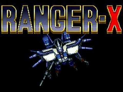 Ranger-X - Track