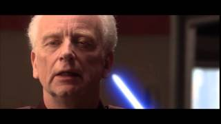 I can feel your anger. It makes you stronger, gives you focus. Palpatine / Sidious