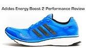 compresión Caracterizar El principio  Adidas Energy Boost 2.0 ESM Review   Footballerz Italy - YouTube