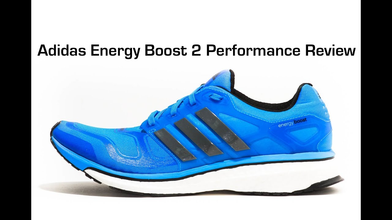 chaussures de sport 3b22c eb251 Adidas Energy Boost 2 Performance Review | Kicksologists.com
