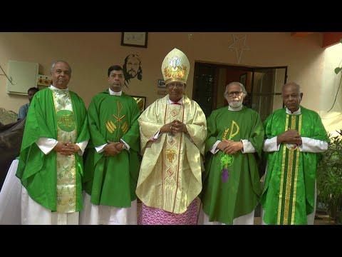 Offering From  St. Louis Church Gandhi Nagar, Adyar, 20-01-2019 Chennai, Tamil Nadu