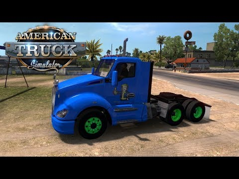 American Truck Simulator - New Mexico DLC Review