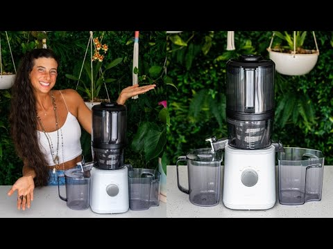 NEW Nama Juicer is HERE! Best Cold-Press Juicer 2021 🌱J2 Machine: Less Time, Less Prep & More Juice!