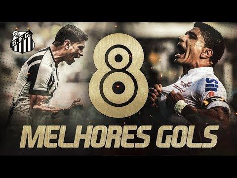 OS MELHORES GOLS DE RENATO COM A CAMISA DO SANTOS | #OBRIGADORENATO