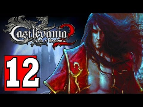 Castlevania: Lords of Shadow 2 Walkthrough Part 12 Let's Play Gameplay  [HD] XBOX 360 PS3
