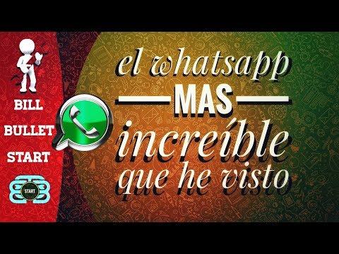 FMWhatsapp El Mejor Whatsapp Que Usado Hasta Ahora || Descargarlo Ya