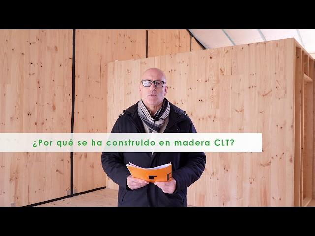 ¿Por qué elegir madera CLT?