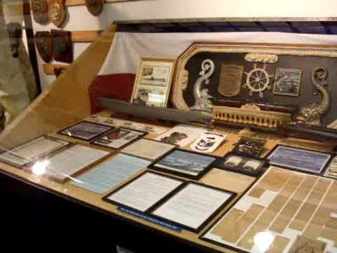 St Marys Submarine Museum