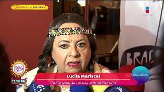 Lucila Mariscal se niega deman…