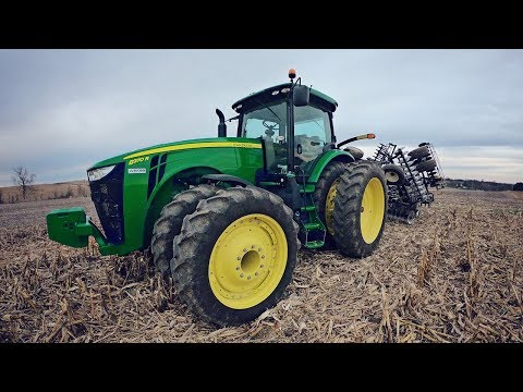 How To Operate - John Deere 8370R w/ IVT Transmission