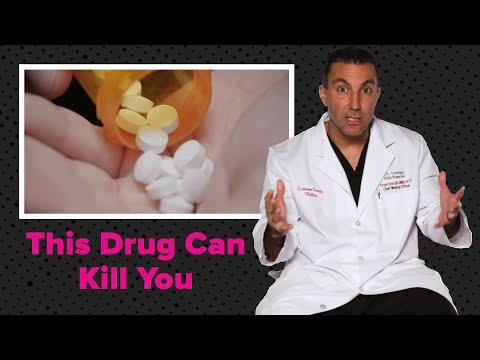 ER Doctor Reviews Drug References In Songs