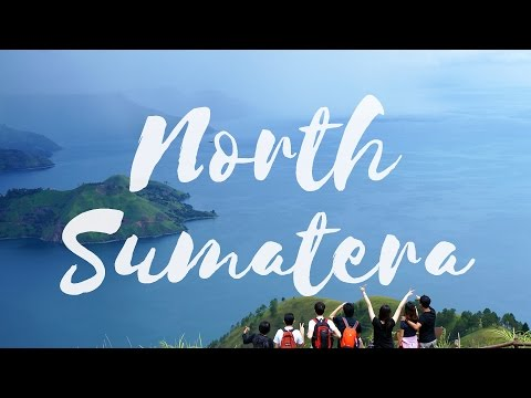 Lake Toba, Sipiso-piso, Medan, Berastagi, Tebing Tinggi