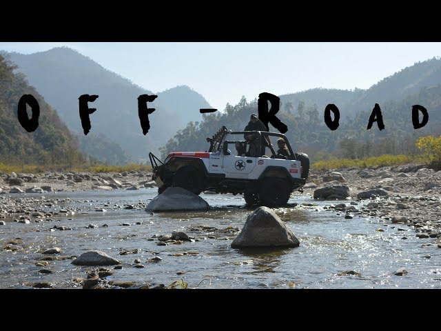 Off Road Day 2018 || Jeep Wrangler In Dehradun || Illenium : Where'd You Go ||