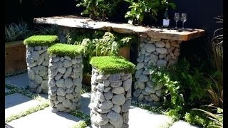 Amazing Gabion Ideas for Your Outdoor Area