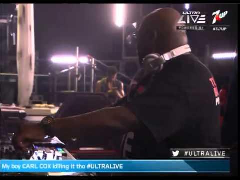 Carl Cox - Live @ Ultra Music Festival 2015 (UMF 2015) Full Set