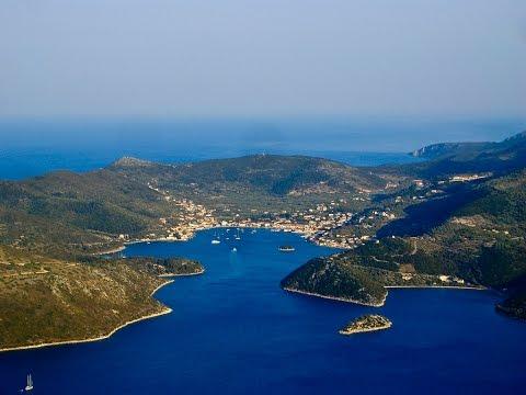 Ithaca Island - Greece - From The Sea And From The Gidaki Beach [Cruise Trip]