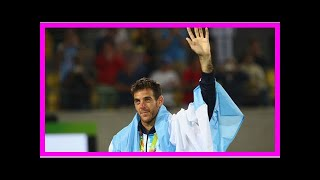 Breaking News | ESPN World Fame 100 - Juan Martin del Potro has crushed opponents and odds on his w