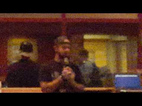 Dan karaoke @DB 11.04.16 Santeria