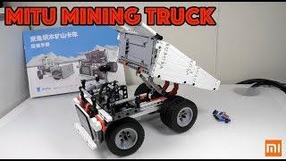 XIAOMI MITU Mining Truck - конкурент LEGO