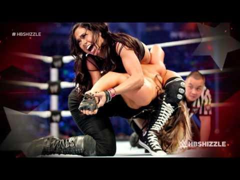 2011-2015: AJ Lee 4th & Last WWE Theme Song -