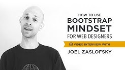 How To Use Bootstrap Mindset For Web Designers