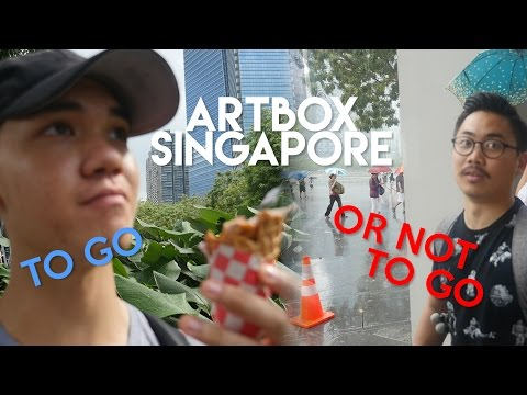 BOTH SIDES OF THE STORY   ARTBOX SINGAPORE