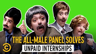 Can the Unpaid Internship Problem Be Fixed? These Men Think So - All-Male Panel