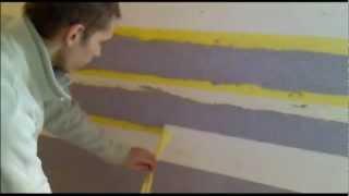 видео Як зашпаклювати стіни в різних варіантах