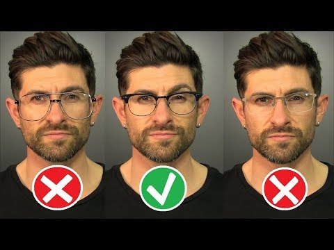 Look MORE Attractive Wearing Glasses | 3 Rules EVERY GUY Should Know!