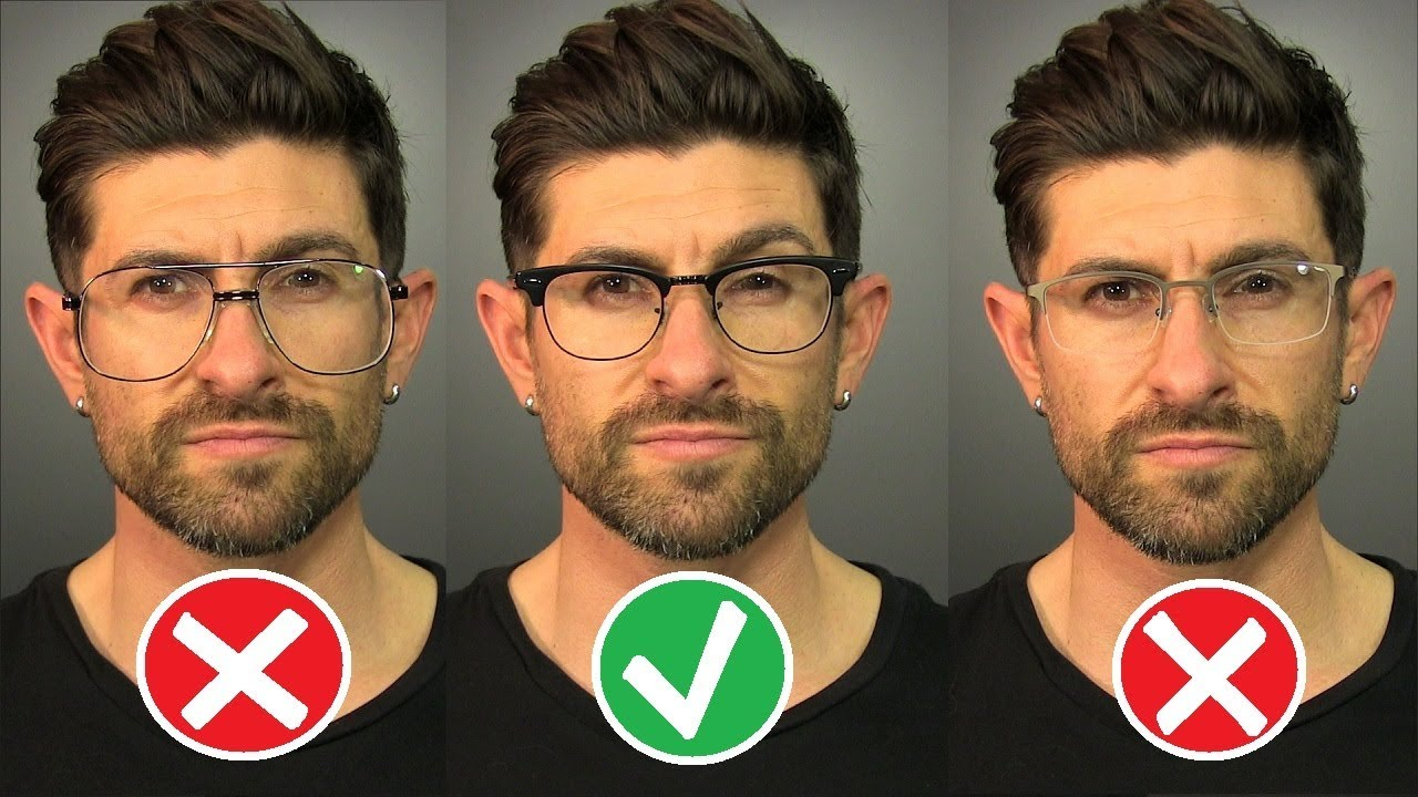 8d7cac60f66e Look MORE Attractive Wearing Glasses | 3 Rules EVERY GUY Should Know ...