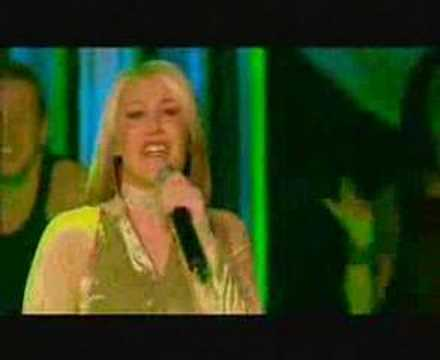 S Club - Alive (Record Of The Year) - Jo O'Meara
