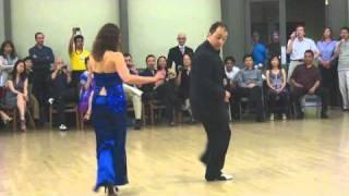 "Gustavo Naveira & Giselle Anne, ""Alas Rotas"", 1/4"