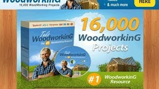 Teds Woodworking | Use Teds Woodworking Plans To Ease Your Woodworking Projects
