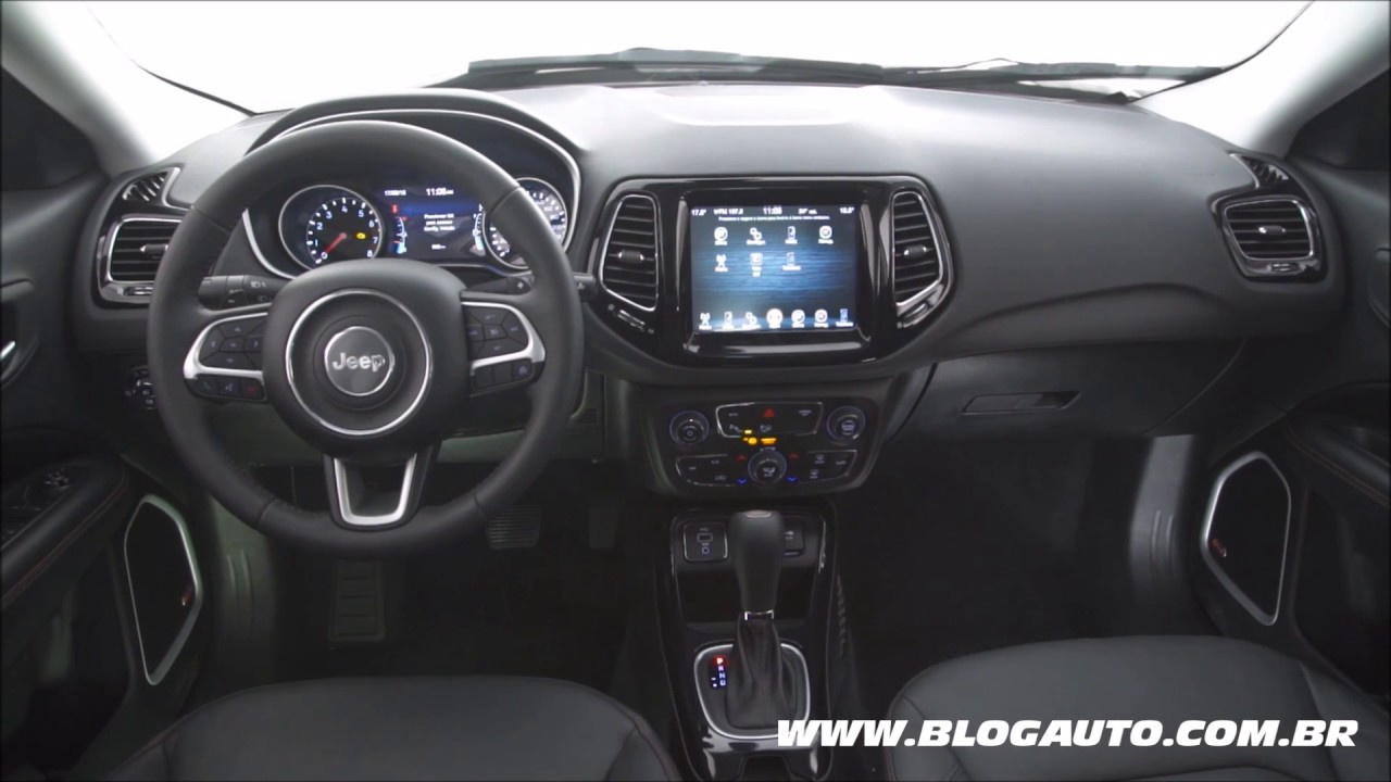 Awesome Interieur Jeep Compass Contemporary - Huis & Interieur ...