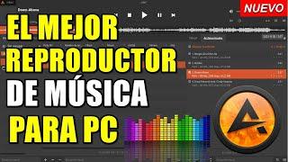 EL MEJOR REPRODUCTOR DE MÚSICA PARA PC QUE NO CONSUME CASI NADA DE RECURSOS - 2021 📌 screenshot 4