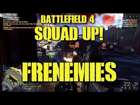 BattleField 4 Squad Up: Frenemies (Dragon's Teeth DLC)