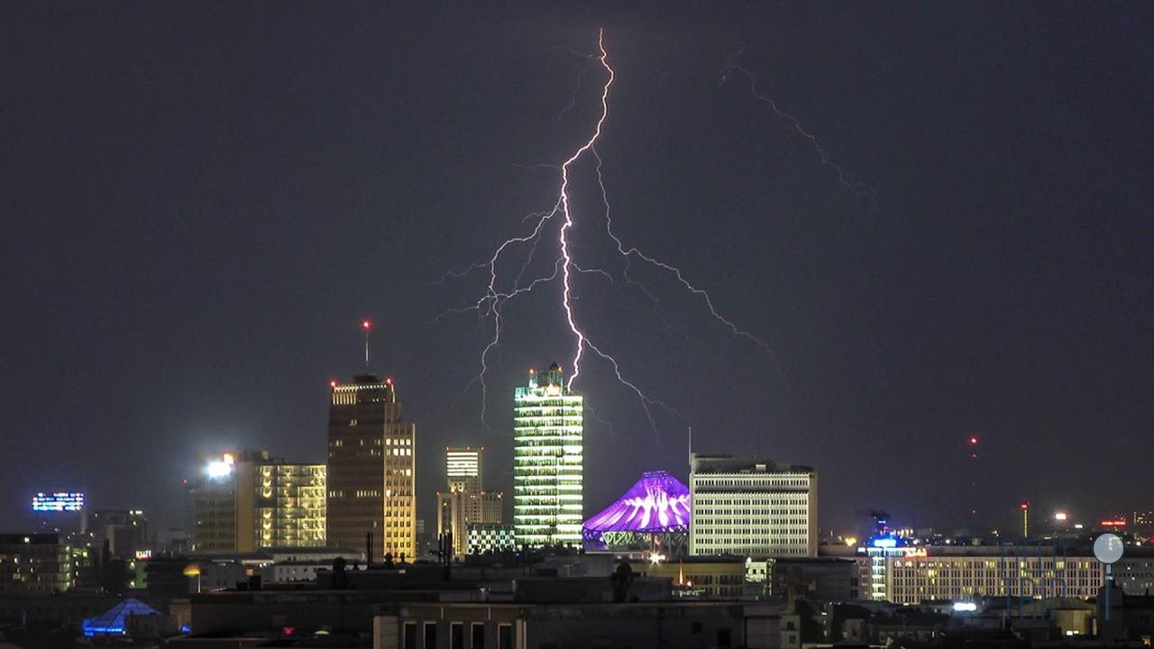 How Does Lightning Happen?!